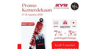 Promo Kemerdekaan KYB