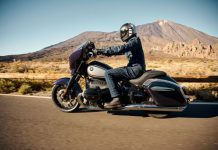BMW Motorrad R18B
