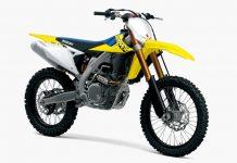 Suzuki RM-Z450 2022