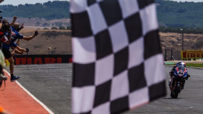 Race 2 WorldSBK Navarra