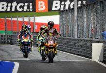 QTT Moto2 2021 Austria