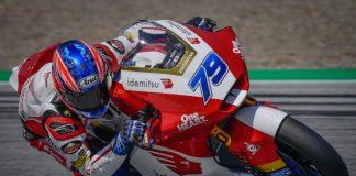 FP Moto2 2021 Austria