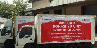 Donasi Suzuki