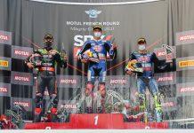 Race1 WorldSBK 2021 Perancis