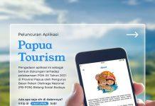 Aplikasi Papua Tourism