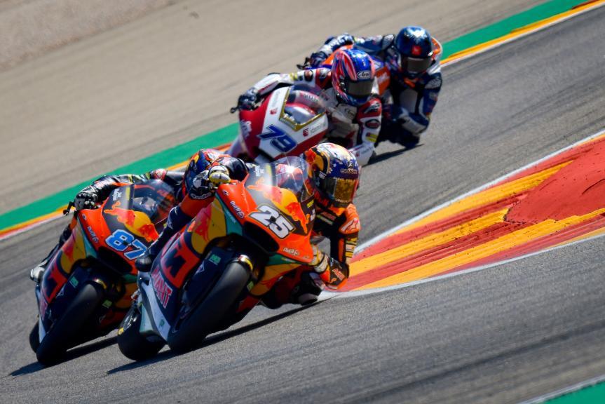 Moto2 2021 Aragon