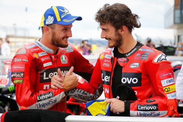 QTT MotoGP 2021 Aragon