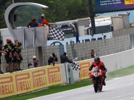 Race1 WorldSBK 2021 Katalunya
