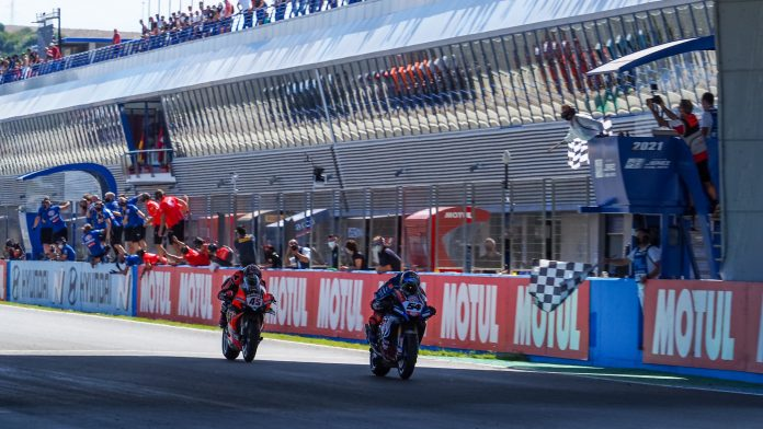WorldSBK 2021 Jerez