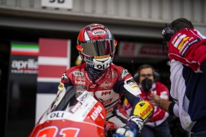 QTT Moto2 2021 Aragon