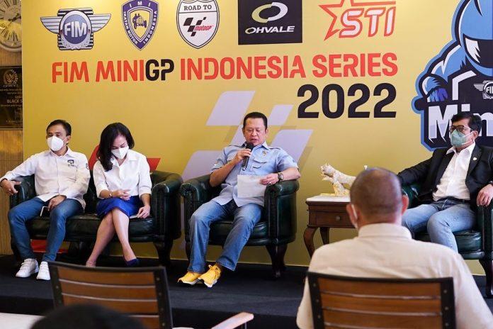 Bambang Soesatyo MiniGP