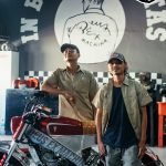 "Builder Yard Built Indonesia (Deus Ex Machina ""Temple of Enthusiasm"") dengan XSR 155 Aka-Tombo"