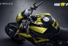 Sepeda Motor Volvo
