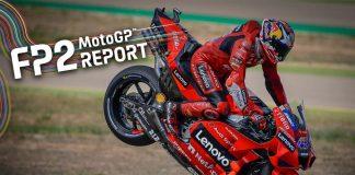 FP2 MotoGP Aragon