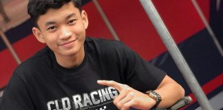 Fadillah Aditama MotoGP Rookies
