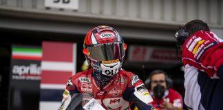 Gresini Moto2 Aragon