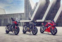 Honda CB500F CBR500R 2022