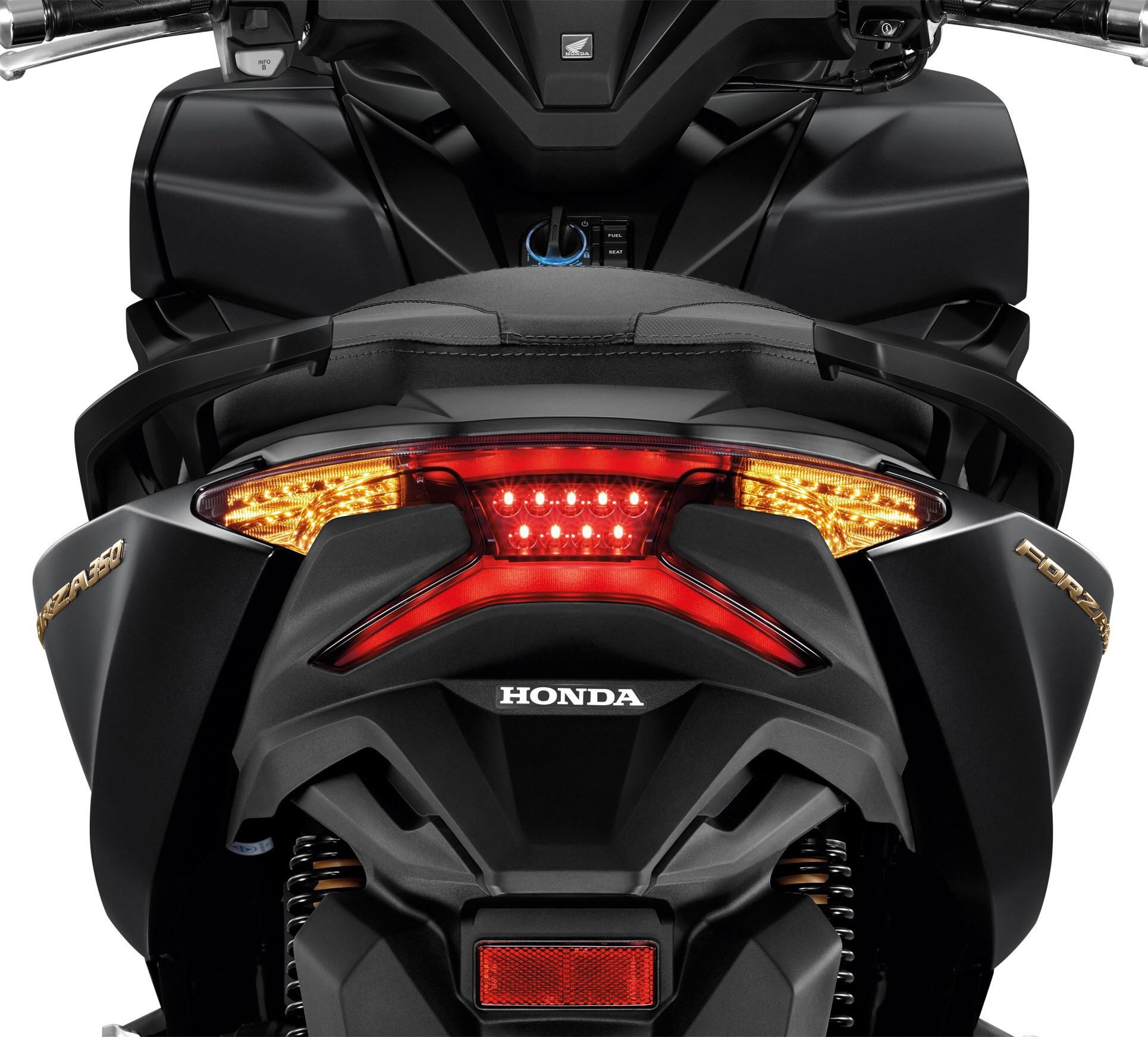 Honda New Forza350