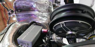 Kapasitas Konversi Sepeda Motor