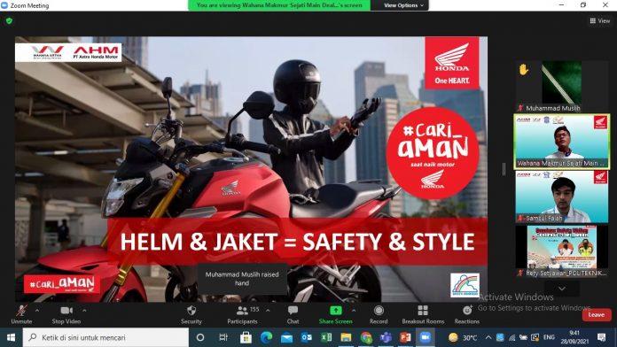 Seminar Wahana Safety Riding