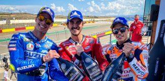 Juara MotoGP Aragon 2021