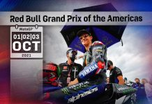 Jadwal MotoGP Amerika 2021