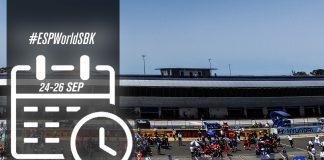 Jadwal WorldSBK Jerez 2021
