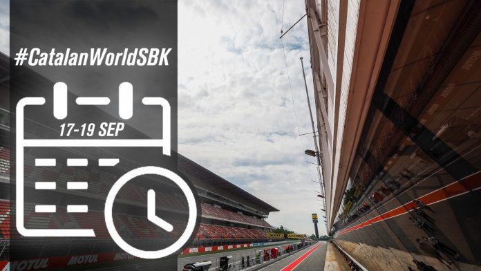 Jadwal WorldSBK Katalunya 2021