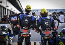 VR46 Aramco Racing Rossi