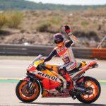 Marc Marquez MotoGP Aragon 2021 2