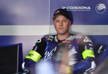 Tim Moto3 Michael Laverty