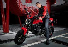 Ducati Monster Johnny Huang