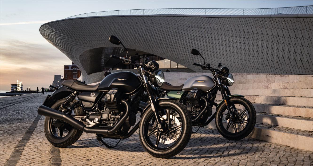 Moto Guzzi New V7