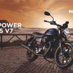 Moto Guzzi New V7 Stone