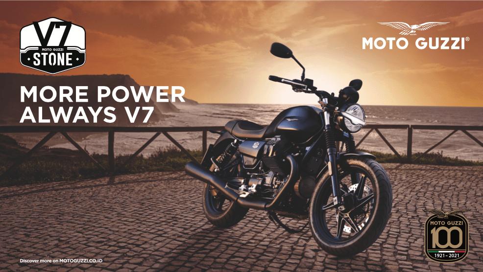 Moto Guzzi V7 V85