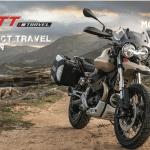Moto Guzzi V85 TT Travel