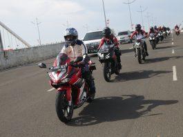 Komunitas Honda Riding Bareng