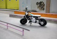 BMW Motorrad CE02