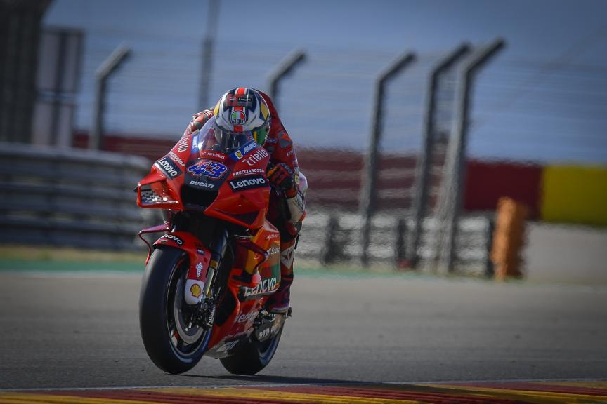 FP MotoGP 2021 Aragon