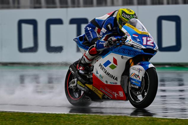 FP Moto2 2021 Misano