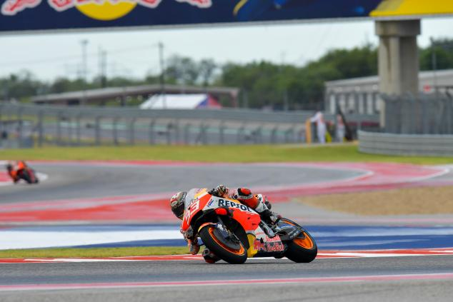 FP MotoGP 2021 Amerika