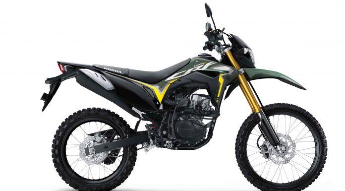 Warna Baru Honda CRF150L