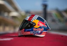 HJC Helmets Red Bull