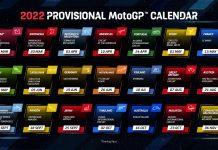 Kalender MotoGP 2022 Sementara