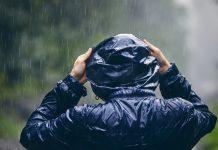 Perlengkapan Naik Motor Hujan