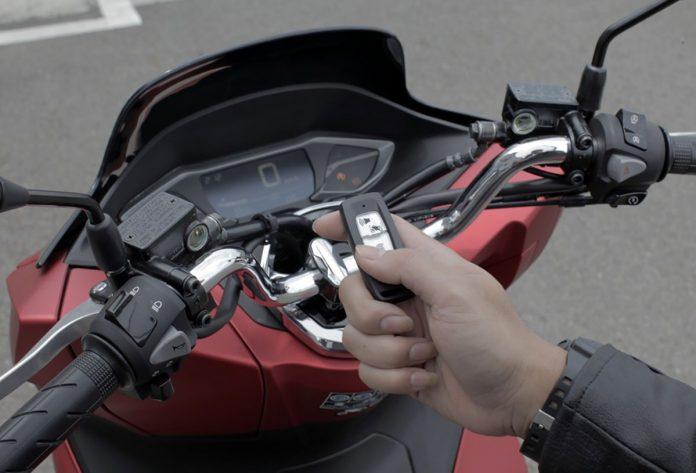 Perawatan Honda Smart Key