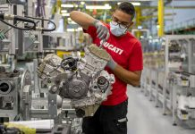 Tur Pabrik Ducati