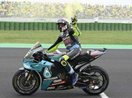 Rossi Balapan Terakhir