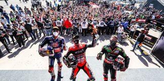 Race2 WorldSBK 2021 Argentina